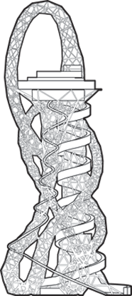 ArcelorMittal Orbit Outline