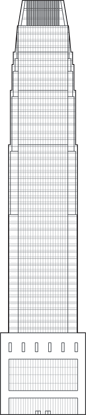 Yingli International Finance Centre Outline